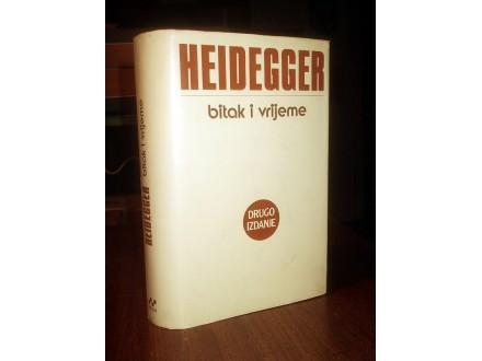BITAK I VRIJEME - Martin Heidegger