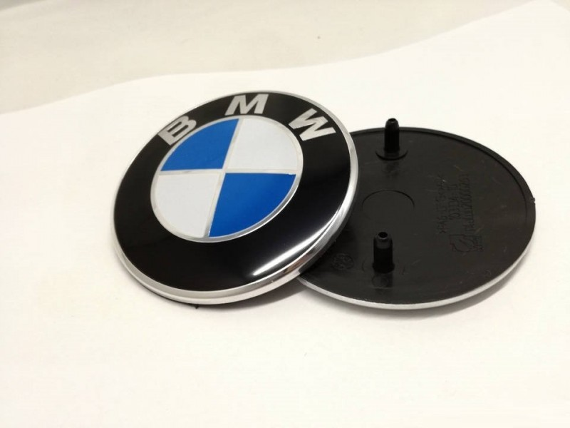 BMW DEMMEL znak 51148132375 82 mm originalni reljefni