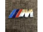 BMW M samolepljivi znak