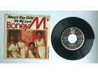 BONEY M. - Mary`s Boy Child (singl) Made in Germany