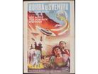 BORBA U SVEMIRU filmski plakat ORIGINAL sci-fi