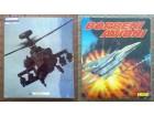 BORBENI AVIONI - Album sa sličicama (55% popunjen)