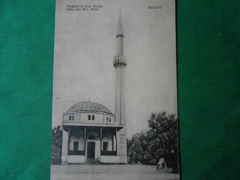 BOSANSKI BROD-DŽAMIJA-(K.U.K)-1910/20.- /XXII-24/