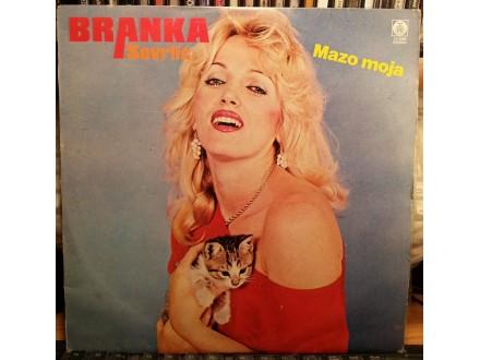 BRANKA SOVRLIC - MAZO MOJA - LP