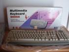 BTC tastatura multimedijalna PS/2