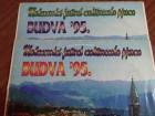 BUDVA 95 - Međunarodni festival mediteranske pjesme 2LP
