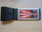 BUFFALO USB 3.0 ExpressCard/34 - 2 port