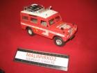 BURAGO Land Rover  1/24 (K37-93ao)