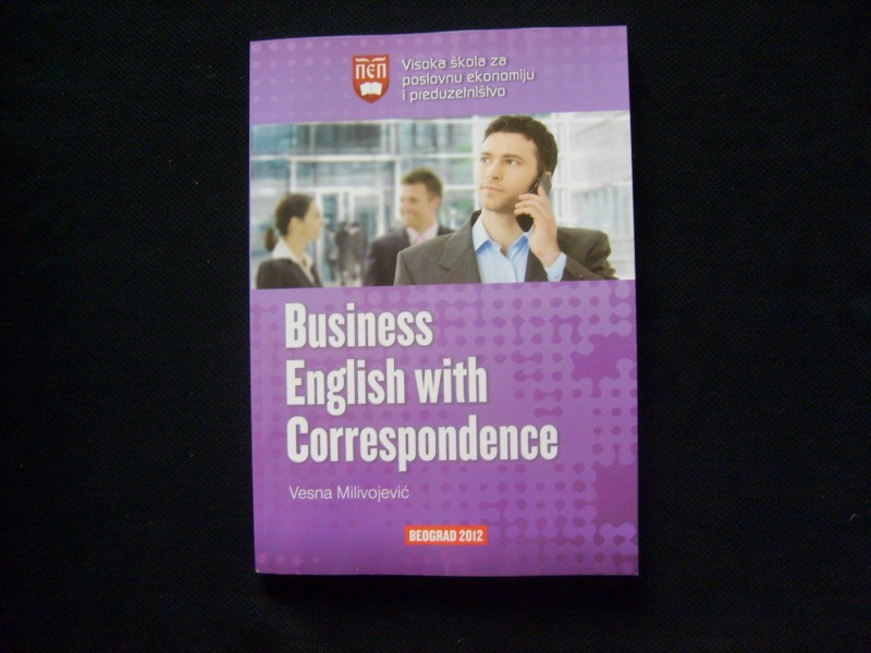 BUSINESS ENGLISH WITH CORRESPONDENCE