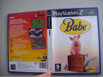 Babe za  ps2 na engleskom
