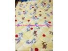 Baby jorgan Jela prekrivac pokrivac za bebe Diznijevci