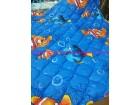 Baby jorgan Jela prekrivac pokrivac za bebe Nemo riba