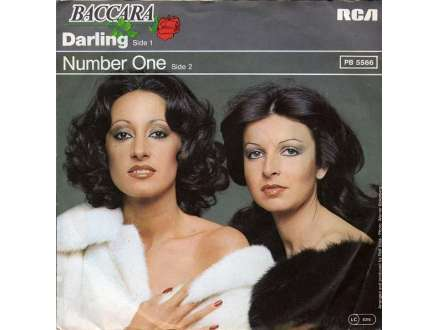 Baccara - Darling / Number One