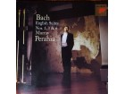 Bach - Murray Perahia ‎– English Suites Nos. 1,3,6