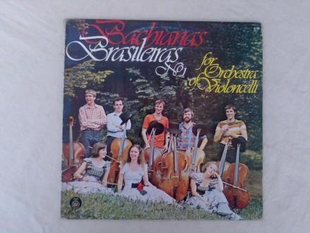 Bachianas Brasileiras Nº1 (Prelude), Nº5, Nº2 - Choros Nº4 - Ciranda Des Sept Notes