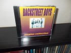 Backstreet Boys - Singles Collection (nekorišćen CD)