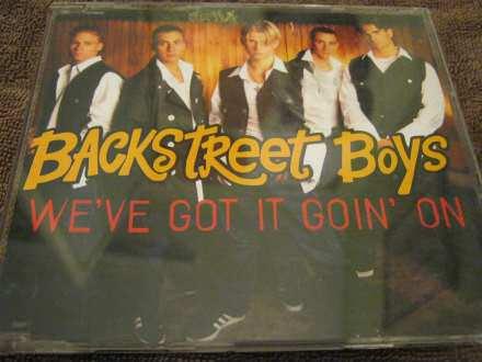 Backstreet Boys - We`ve Got It Goin` On