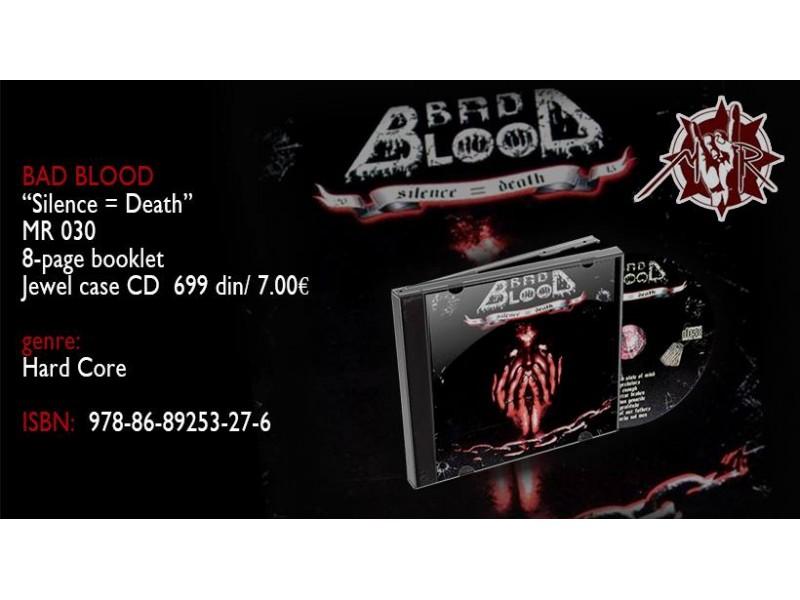 Bad Blood - Silence Death