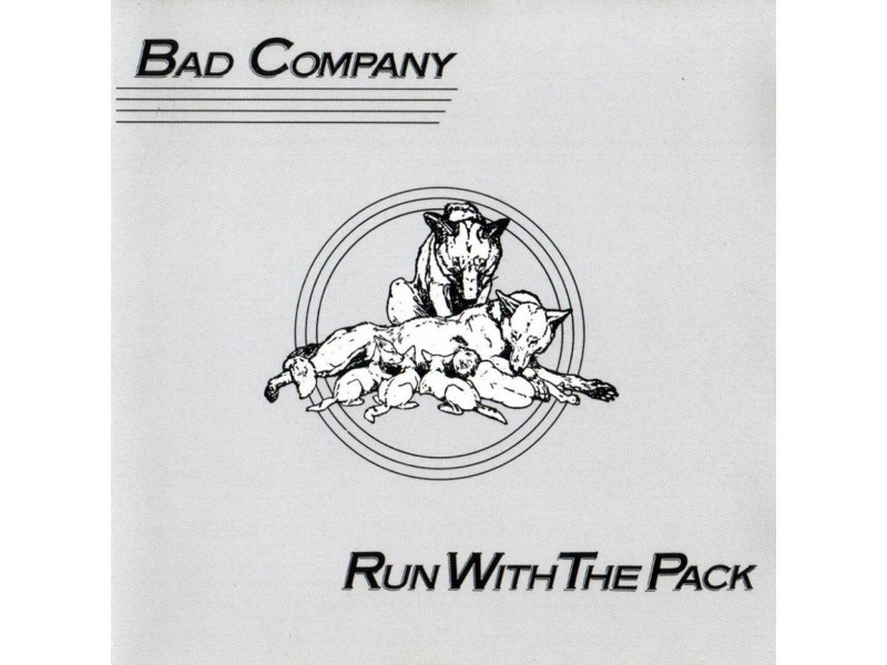 Bad Company (3) - Run With The Pack