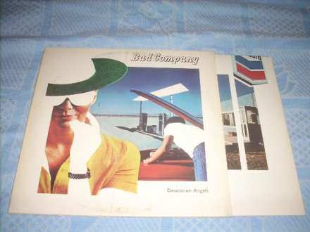 Bad Company - Desolation Angels LP