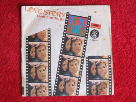 Baker Street Philharmonic, Roberto Delgado & His Orchestra - Love Story - Theme From The Film