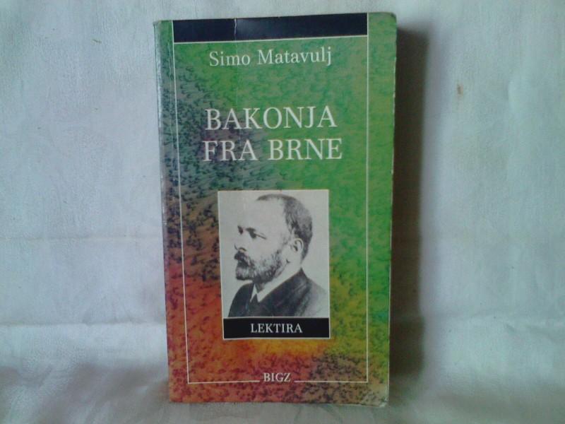 Bakonja fra Brne - Simo Matavulj