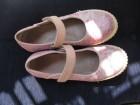 Baldino roze sandale