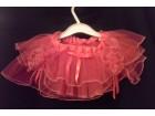 Baletska suknja CRVENA