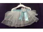 Baletska suknja PLAVA