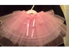 Baletska suknja ROZE 2