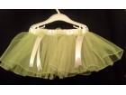 Baletska suknja ZELENA