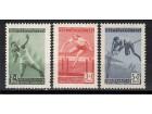 Balkanske atletske igre 1948.,čisto