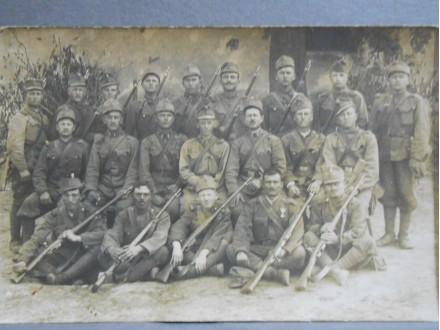 Balkanski ratovi-Austrougarska vojska cca 1910-1920.
