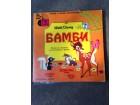Bambi - gramofonska ploča + slikovnica