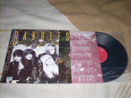 Bangles - Everything LP Suzy
