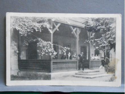 Banja Rusanda Melenci II.Hotel CCA.1920.g