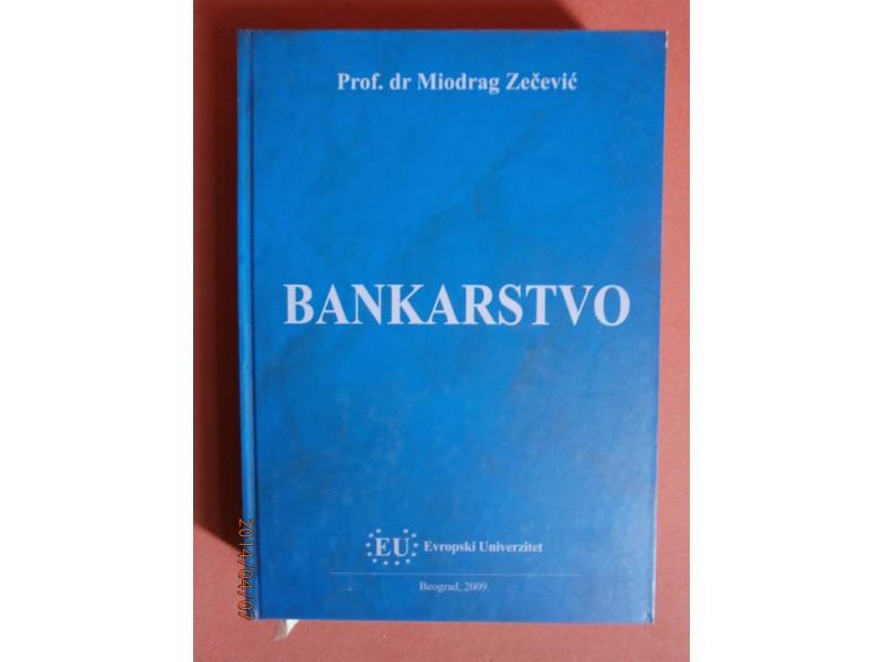 Bankarstvo, Miodrag Zecevic