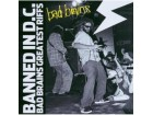 Banned In D.C.: Bad Brains Greatest Riffs, Bad Brains, CD