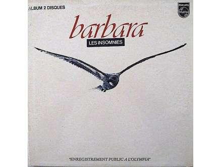 Barbara (5) - Les Insomnies / Enregistrement Public A L`Olympia