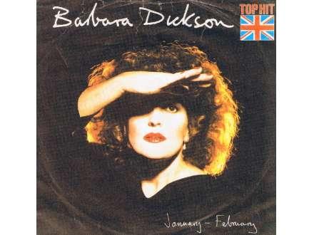 Barbara Dickson - January - February