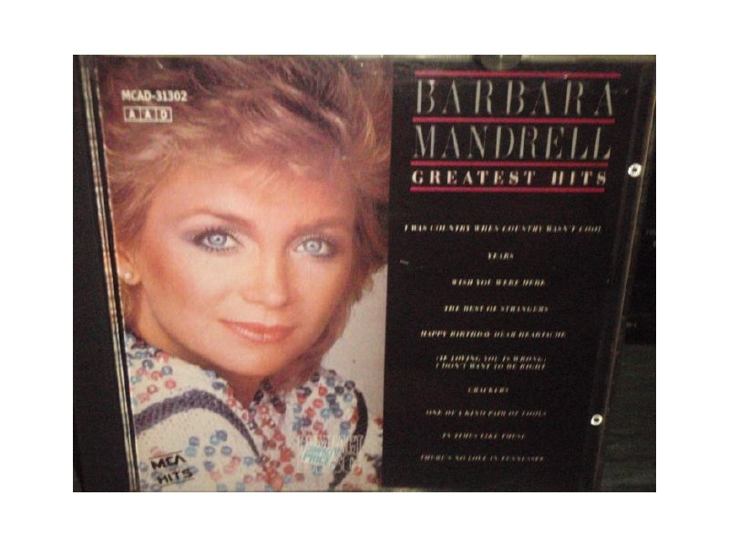 Barbara Mandrell /  Greatest Hits