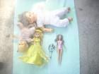 Barbie MATTEL + pokloni