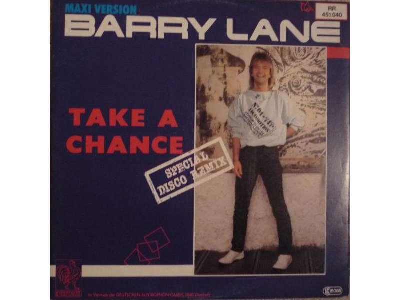 Barry Lane - Take A Chance (Special Disco Remix)