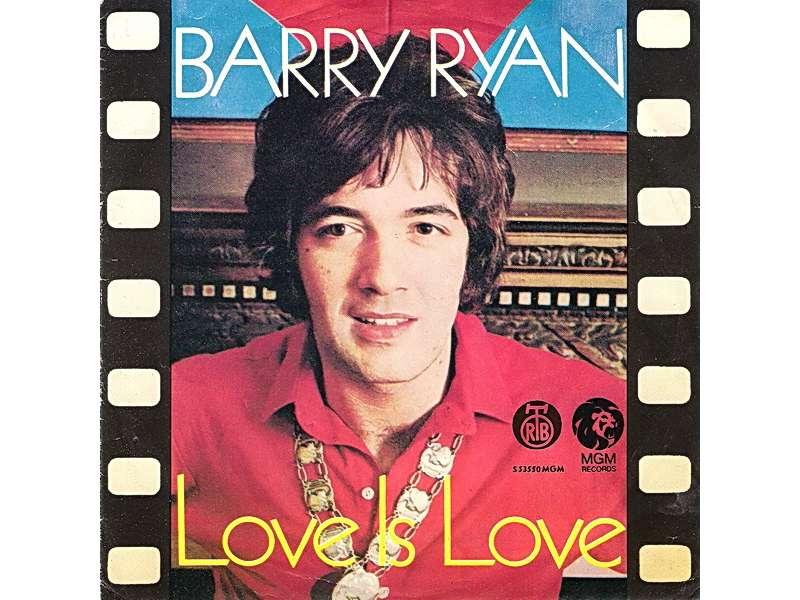 Barry Ryan - Love Is Love