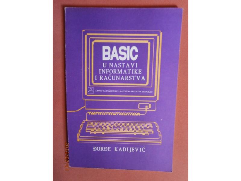 Basic, Djordje Kadijevic