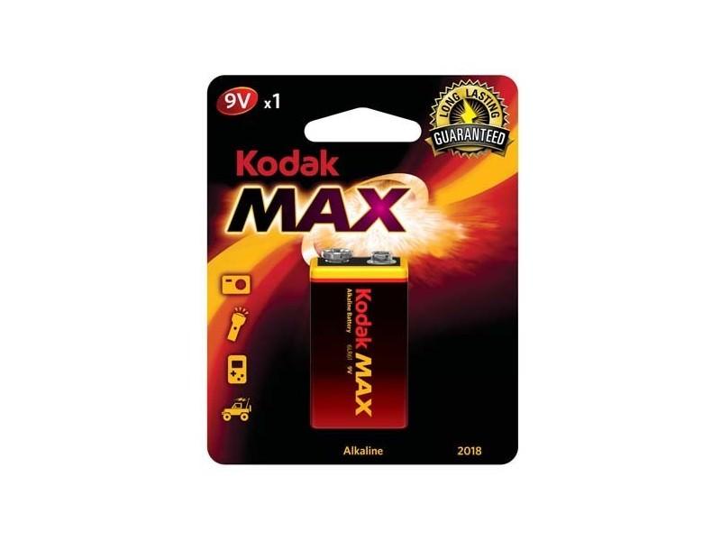Baterija Kodak Max 9V