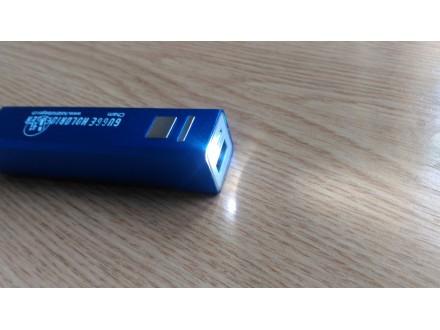 Baterija Power bank externi punjac za telefon 2200mAh