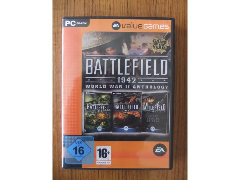 Battlefield 1942 World War II Anthology ORIGINAL+GARANC