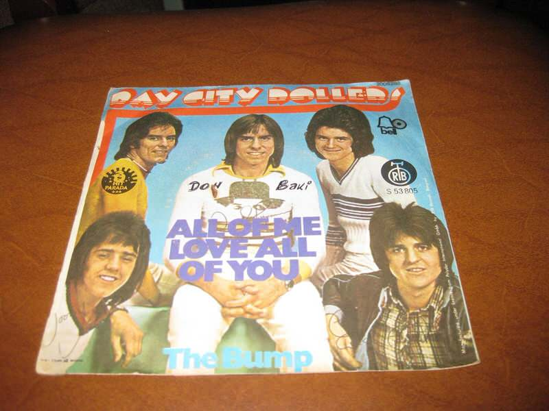 Bay City Rollers - All Of Me Loves All Of You
