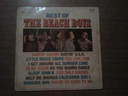 Beach Boys, The - Best Of The Beach Boys - Vol. 1